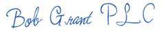 bob grant signature