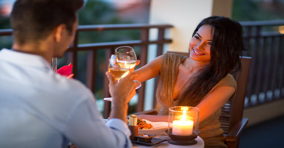 date night is critical to maintaining a happy and healthy relationship.